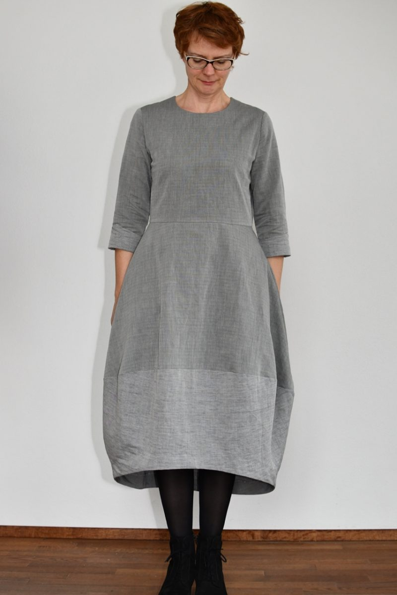 Kleid – Seite 2 – Schnitt für Schnitt