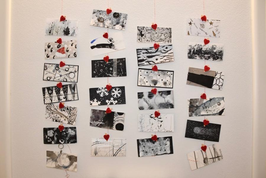Adventspost 2018: Alle Karten der Gruppe 3…
