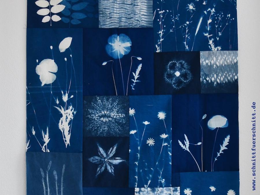 Es geht weiter mit den blauen Blumen